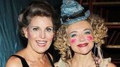 Pippin - Backstage - 10/14 - Lucie Arnaz - Rachel Bay Jones