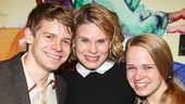 The Oldest Boy - Opening - 11/14 - Andrew Keenan-Bolger - Celia Keenan-Bolger - Maggie Keenan-Bolger