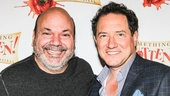 Something Rotten - Meet the Press - 2/15 -Casey Nicholaw - Kevin McCullum