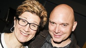 Fun Home - Meet the Press - 3/15 - Lisa Kron - Michael Cerveris