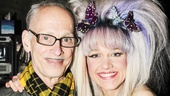 Hedwig and the Angry Inch - Lena Hall - Final Show - 4/15 - John Waters - Lena Hall