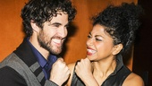Hedwig and the Angry Inch - Meet The Press - 4/15 - Darren Criss - Rebecca Naomi Jones