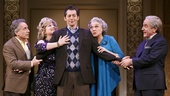 It Shoulda Been You - Show Photos - 4/15 - Chip Zien - Anne L Nathan - Josh Grisetti - Tyne Daly - Adam Heller