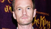 The King and I - Opening - 4/15 - Neil Patrick Harris
