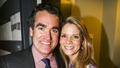 Tony Nominees - Brunch - 4/15 - Brian d'Arcy James - Kelli O'Hara