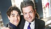 Broadway.com - Audience Choice Awards - 5/15 - Darren Criss - Paul Wontorek