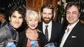 Broadway.com - Audience Choice Awards - 5/15 - Darren Criss - Helen Mirren - Matthew Morrison - John Gore