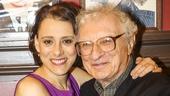 Fun Home - Sardi's - 6/15 - Sheldon Harnick - Judy Kuhn