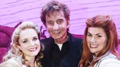 Something Rotten! - Backstage - 6/15 - Kate Reinders - Barry Manilow - Heidi Blickenstaff