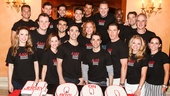 Jersey Boys - 4,000 Performances - 7/15 -