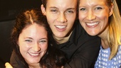 Spring Awakening - Meet the Press - 8/15 - Sandra Mae Frank, Austin McKenzie and Katie Boeck