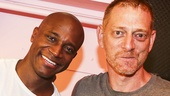 Hedwig and the Angry Inch - Taye Diggs - closing - 9/15
