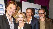 Mamma Mia! - Closing - 9/15 - David W. Keeley, Judy Craymer, Joe Machota and Dean Nolen