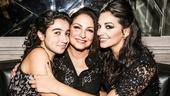 Viva Broadway - Benefit Concert - Gloria Estefan - Miami Sound Machine - 9/15 - Alexandria Suarez, Gloria Estefan and Ana Villafane