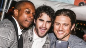 Elsie Fest - 9/15 - Lesli Odom Jr., Darren Criss and Aaron Tveit