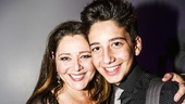Spring Awakening - Opening - 9/15 - Camryn Manheim and her son Milo Jacob Manheim
