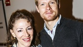 Fiddler on the Roof - Meet the Press - 10/15 - Lori Wilner and Aaron Young