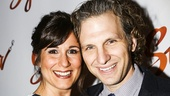 Sylvia - Opening - 10/15 - Stephanie J. Block and Sebastian Arcelus