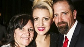 Sylvia - Opening - 10/15 - Annaleigh Ashford and her parents