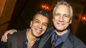 The Jersey Boys - 10th Anniversary - 11/15 - Sergio Trujillo and Rick Elice