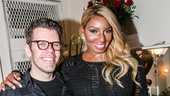Chicago - NeNe Leakes - First performance - 11/15 - Perez Hilton and NeNe Leakes