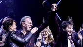 School of Rock - Opening - 12/15 - Sierra Boggess, Andrew Lloyd Webber and Alex Brightman