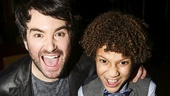 School of Rock - Opening - 12/15 - Alex Brightman and Brandon Niederauer