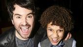 School of Rock - Opening - 12/15 - Alex Brightman and Brandon Niederauer