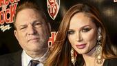 School of Rock - Opening - 12/15 - Harvey Weinstein and Georgina Chapman