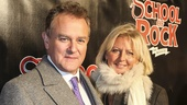 School of Rock - Opening - 12/15 - Hugh Bonneville and Lulu Williams