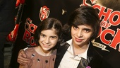 School of Rock - Opening - 12/15 - Gabriella Pizzolo and Oscar Williams