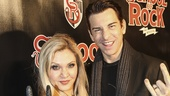 School of Rock - Opening - 12/15 - Orfeh and Andy Karl