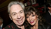 School of Rock - Opening - 12/15 - Andrew Lloyd Webber and Joan Collins