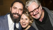 Fiddler on the Roof - Opening - 12/15 - Adam Dannheisser with Celia Keenan Bolger and  John Ellison Conlee