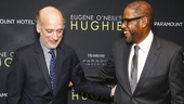 Hughie - Opening - 2/16 - GETTY - Frank Wood and Forest Whitaker