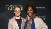 Hughie - Opening - 2/16 - GETTY - Matt Gould and Amber Iman