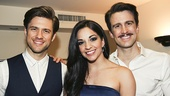 "Aaron Tveit, On Your Feet! star Ana Villafane and Gavin Creel are giving us major Broadway fave feels. All performed Rent duets Miscast attendees will never forget, from Tveit and Creel's ""Take Me Or Leave Me"" to Villafane and Shanice Williams' ""I'll Cover You"" rendition."
