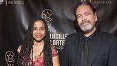 Lucille Lortel Awards - 5/16 - Emilio Madrid-Kuser