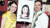 Sutton Foster Honored at Sardi's – Sutton Foster – Julien Havard