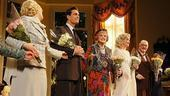 Blithe Spirit Opening Night - curtain call 2