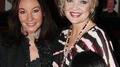 Blithe Spirit Opening Night – Christine Ebersole – Jessica Molaskey