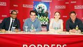 Shrek the Musical CD Signing – Daniel Breaker – Brian d'Arcy James – Sutton Foster – Christopher Sieber