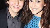 Next to Normal Opening Night – Aaron Simon Gross – Ariana Grande