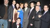 Next to Normal Opening Night – company