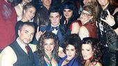 Random celebs at ROA – Michael Keaton – group