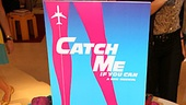 <i>Catch Me If You Can</i> Lisa Perry Fashion Event – table display