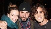 Diego Boneta at <i>Rock of Ages</i> - Emily Padgett – Adam Dannheiser – Diego Boneta