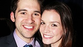 Peter and the Starcatcher Opening Night – Adam Chanler-Berat – Jennifer Damiano