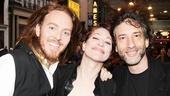 Matilda – Opening Night – Tim Minchin – Amanda Palmer – Neil Gaiman