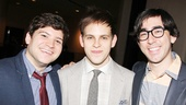 Matilda – Opening Night – Friend – Taylor Trensch – Max Crumm